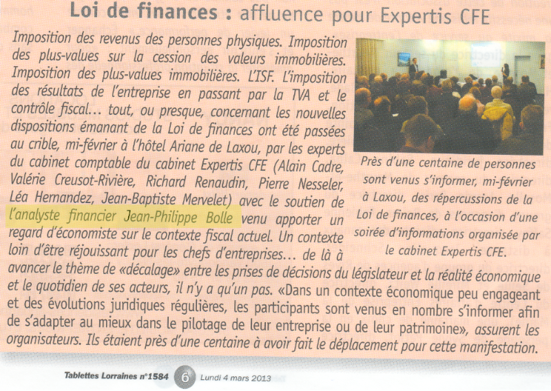 SEA - Expertis CFE